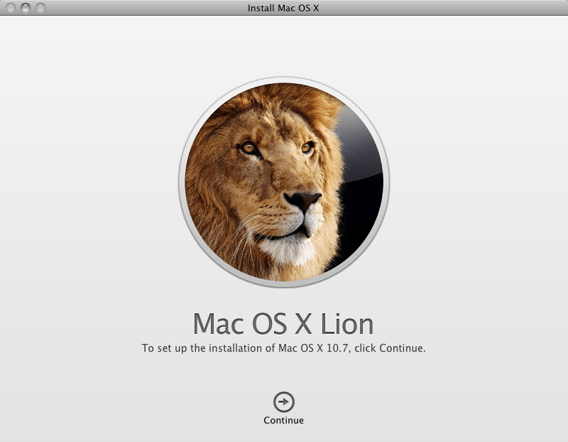 Install screen for Mac OS X Lion