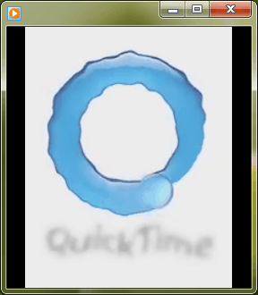Playing QuickTime in Windows 7