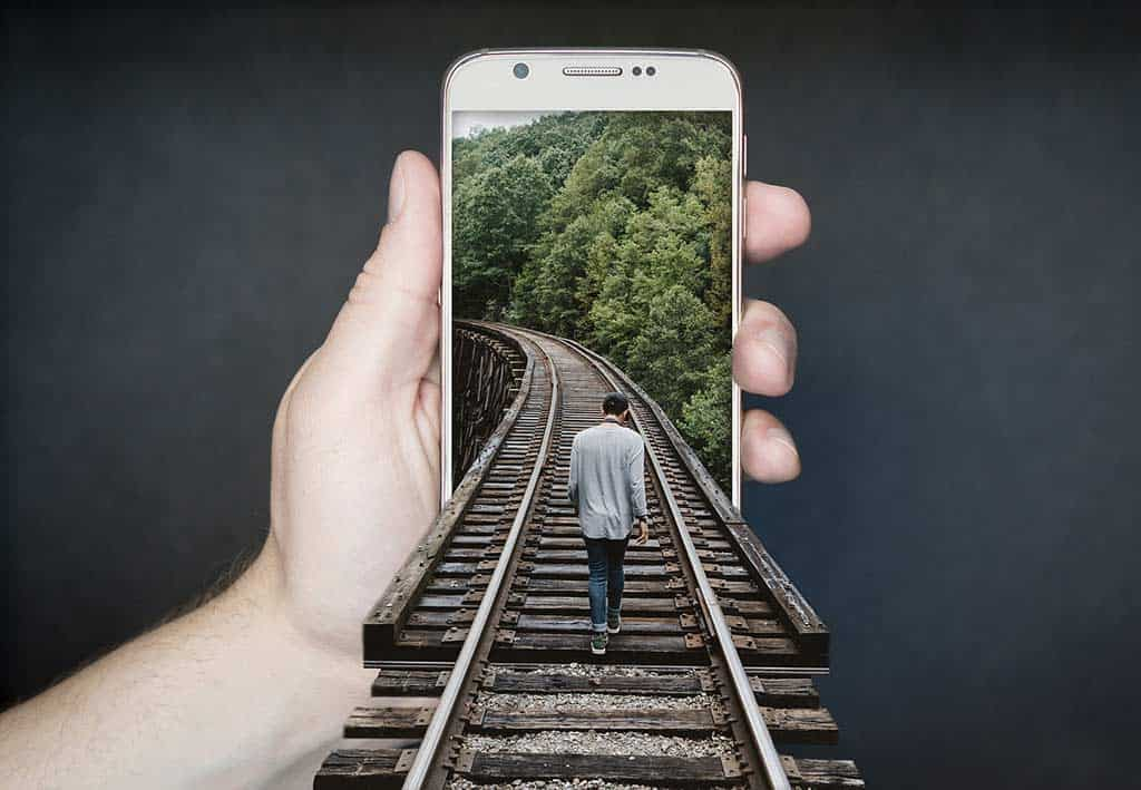 Telecom Manipulation Smartphone 2507499,